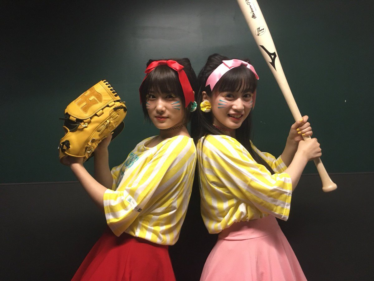 【NMB48】阪神タイガース