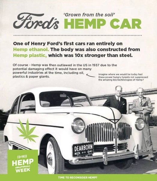 HEMP CAR FORD