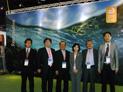 ASTRA TECH WORLD CONGRESS 2008 その5
