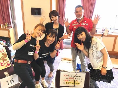 with上野さん