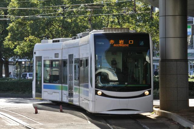 豊橋鉄道T1000「ほっトラム」は...