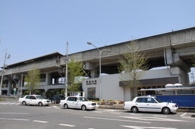 大洗鹿島線・新鉾田駅~旧鉾田駅...
