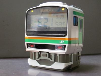 E231-clock