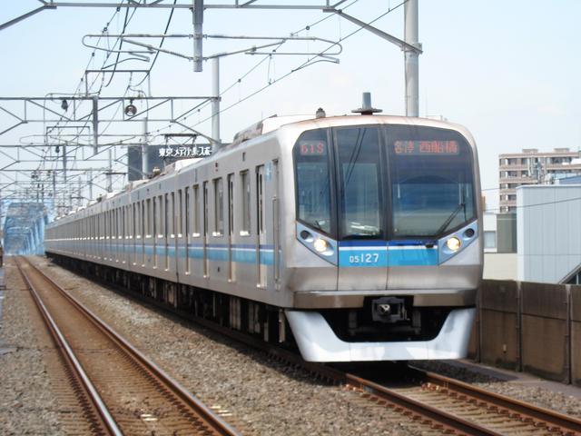 東京メトロ・東西線05N系~最終...