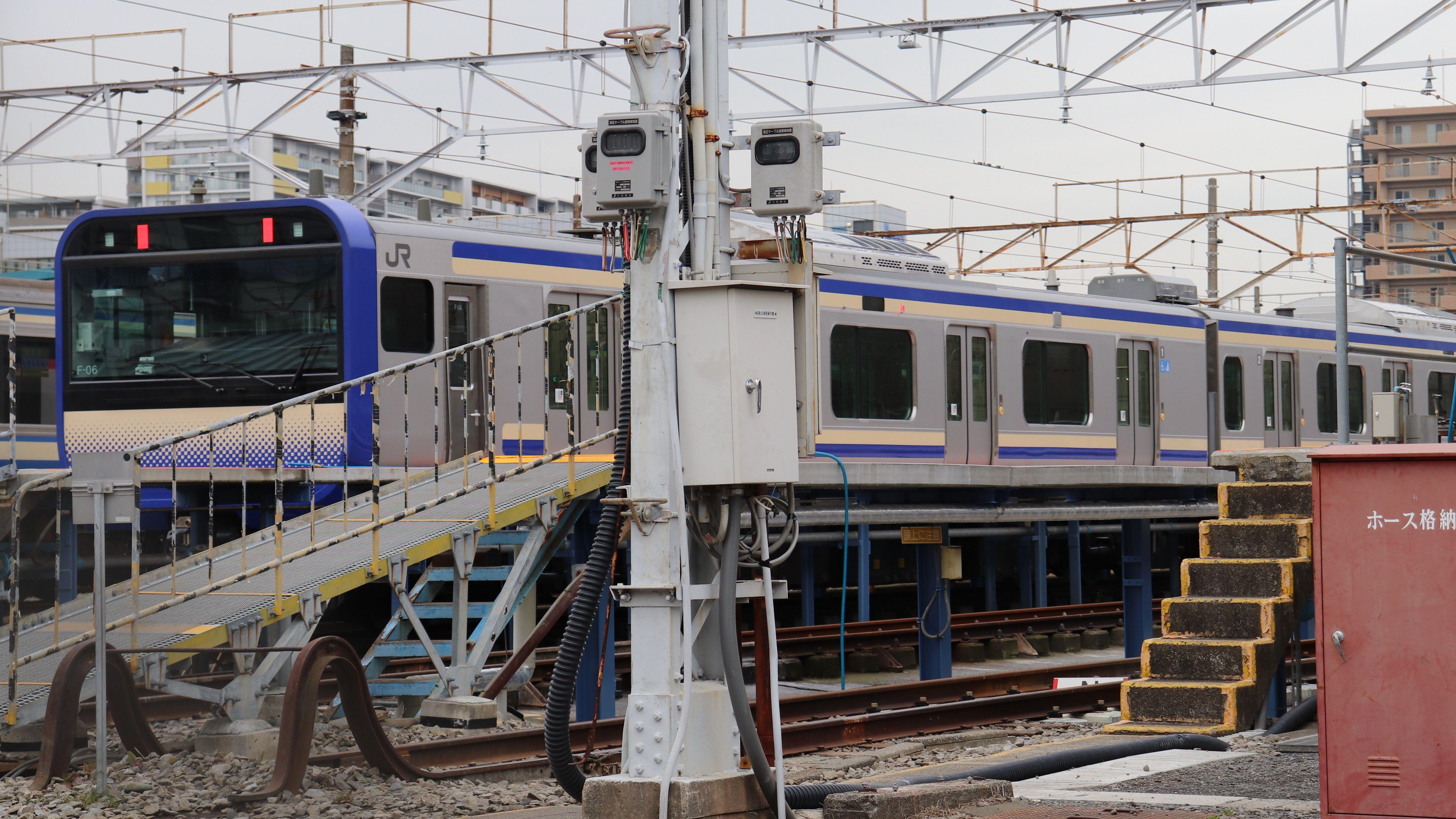 運用 横須賀 線 横須賀・総武快速線