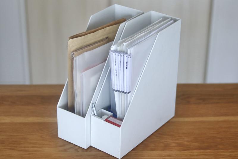 無印良品・ファイルボックス