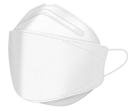 ワールドトップ KF94 3Dフィットマスク