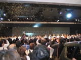 三菱ブースフィナーレステージ