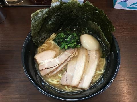 宜野湾,横浜家系ラーメン,チバリ家