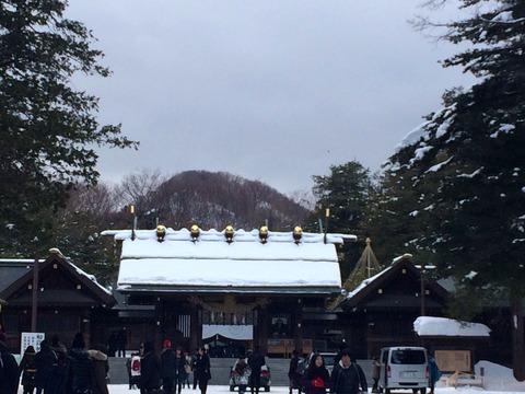 北海道神社1