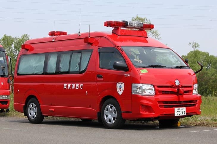 東京消防庁「志村指揮1」(志村YD) Y23147