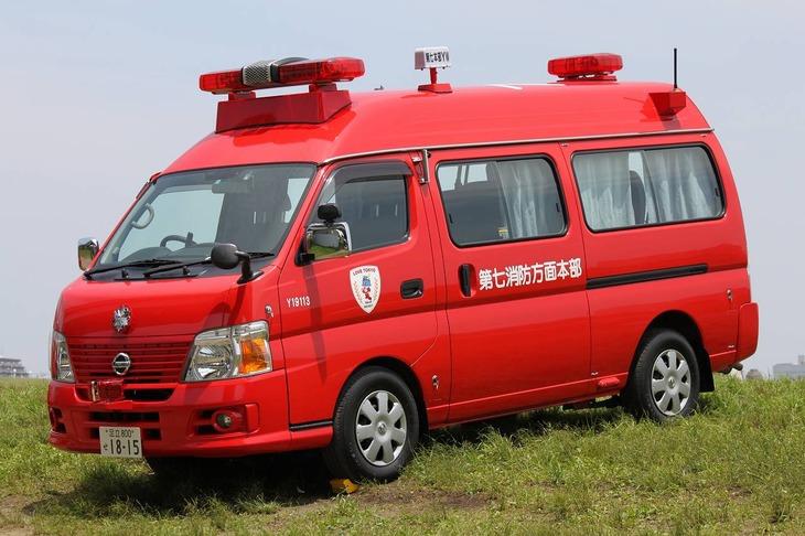 東京消防庁「七本部1」(第七本部YW) Y19113