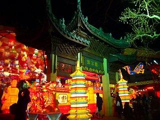 湊公園 石造り表門(中国名牌楼)
