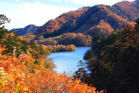 色彩豊かに秋色愛でる!(大正ロマンチック街道&やしおコース)