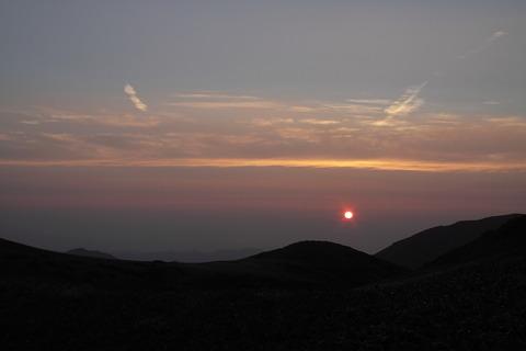 朝日連峰!(悪天候なれど、身も心も幸せいっぱいの山旅・その2)