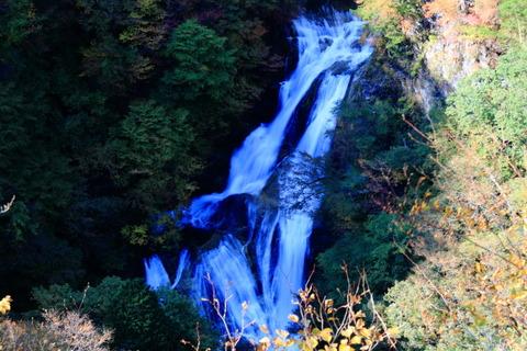 秋の霧降高原隠れ三滝を巡る!