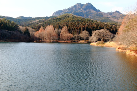 2014年の初登山は、鞍掛山で(*^_^*):栃木百名山