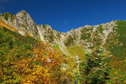 初秋のカールを楽しんで、木曽駒ケ岳を登ってみた№1