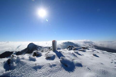 初冬の那須岳を歩いてみた!(日本百名山:栃木百名山)