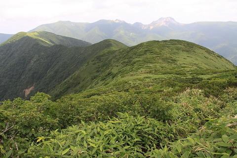 三倉山(栃木百名山:ミニ飯豊と言われる峰を歩いた!)
