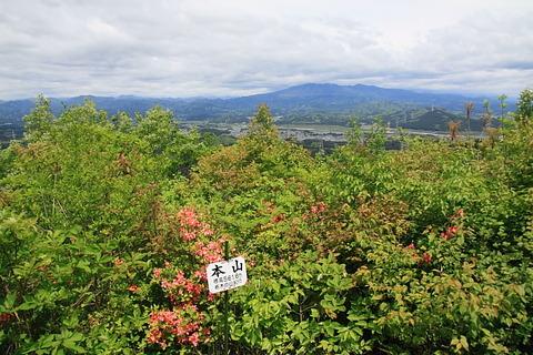 本山(栃木百名山:篠井富谷連峰を縦走する!)