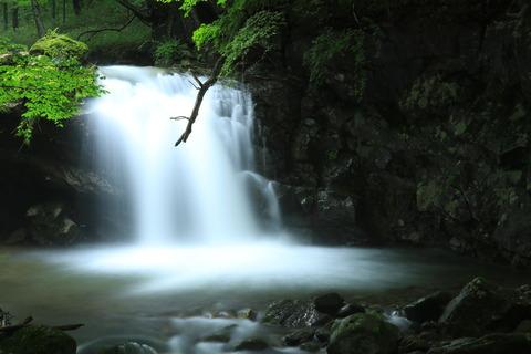 降雨増水:宮川渓谷で滝巡り!