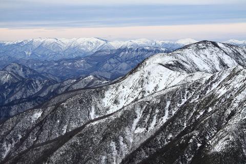 2015初冬の那須を歩む!(北温泉から三本槍岳へ)