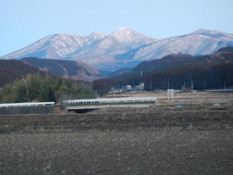 高原山山塊(釈迦ヶ岳:栃木百名山、県民の森から冬の山登頂!)
