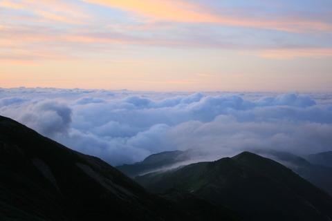 2006夏!飯豊連峰を縦走する。