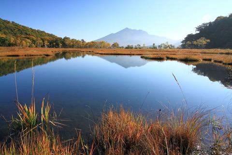尾瀬ヶ原と至仏山(秋色求めて歩いた楽しい山旅!)