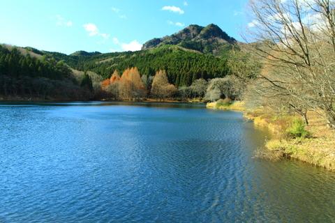 残秋の森を歩いた!古賀志山(天狗鳥山から北尾根)