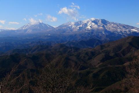 2014年最後の山登り(鶏岳:栃木百名山!)