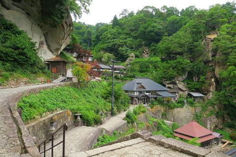 思い出作り第3弾:山形県へ妻とお出かけ。part2:山寺立石寺を訪問!
