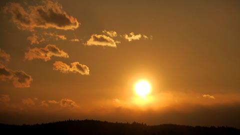 夕焼け散歩(令和02年02月23日)