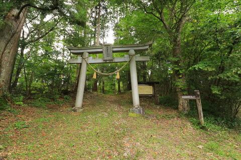 御嶽箒根神社に寄り道です!