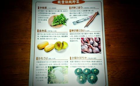 能登伝統野菜