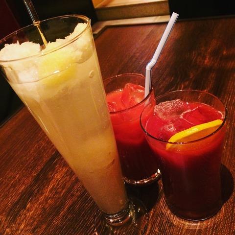 VILLA BIANCHI お酒