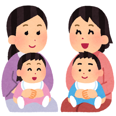 私「1歳ですか?」相手「1歳2ヶ月です」私「うちの方が少しお姉さんですね、1歳3ヶ月です」←ムッとされた…