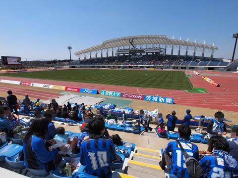 ケーズデンキスタジアム水戸