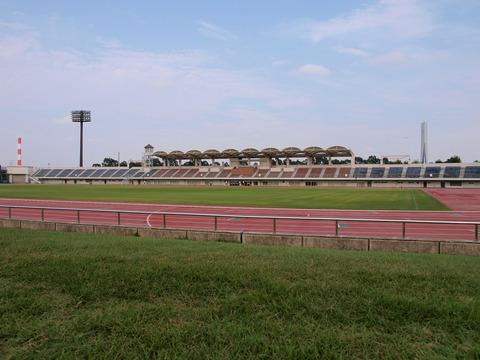 江東区夢の島陸上競技場