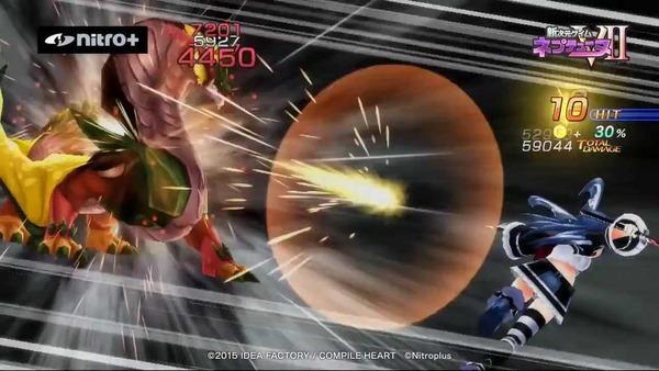 ネプテューヌV2 ニトロプラスちゃん パンチラ (15)