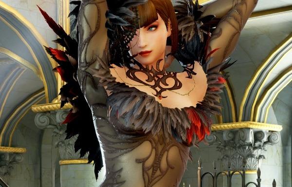 『鉄拳7』新キャラに服がスケスケでエロ衣装のエロすぎるお姉さんが追加DLCで参戦!のサムネイル画像