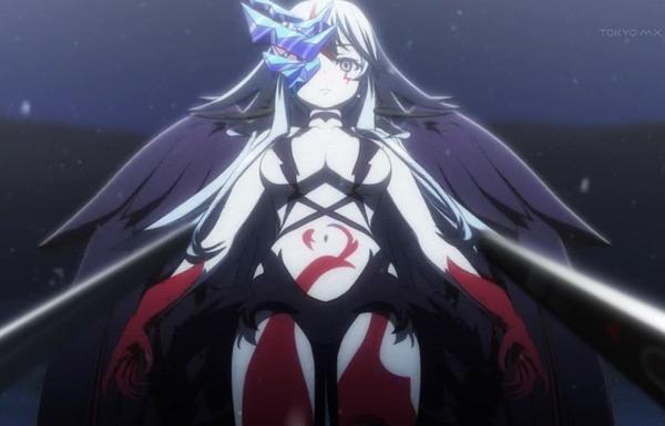 アニメ『新サクラ大戦』1話でエロすぎるほぼ裸みたいなおっぱい丸出しのエロ新キャラ!