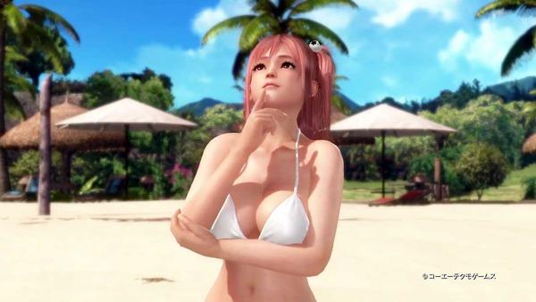 デッドオアアライブエクストリーム3 ほのか 水着 エロ (3)