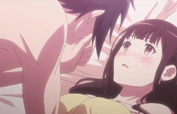 アニメ『コンセプション』1話で女の子のエロい裸とえっちな子作りをするエロシーン!のサムネイル画像