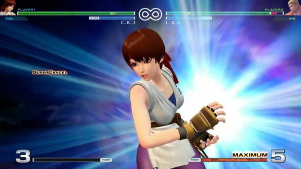 THE KING OF FIGHTERS XIV エロ ユリ・サカザキ (18)