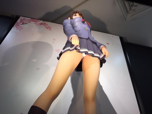 冴えない彼女の育てかた 加藤恵 等身大フィギュア パンツ (2)