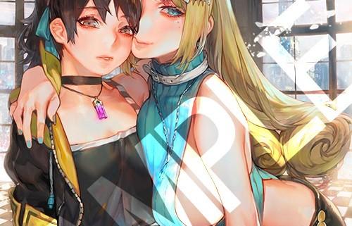 PS4/スイッチ版『Dusk Diver 酉閃町』女の子のおっぱいがエロい店舗特典イラスト!のサムネイル画像