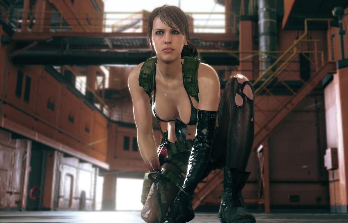 チラシの裏でゲーム鈍報メタルギアソリッドvエロすぎる衣装