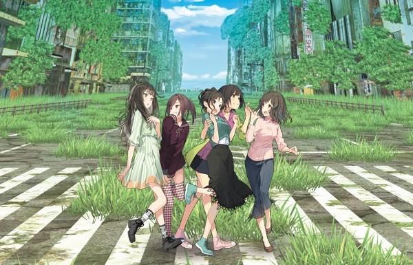 『じんるいのみなさまへ』荒廃した秋葉原のサバイバル!女の子のエロいシャワーシーン!のサムネイル画像